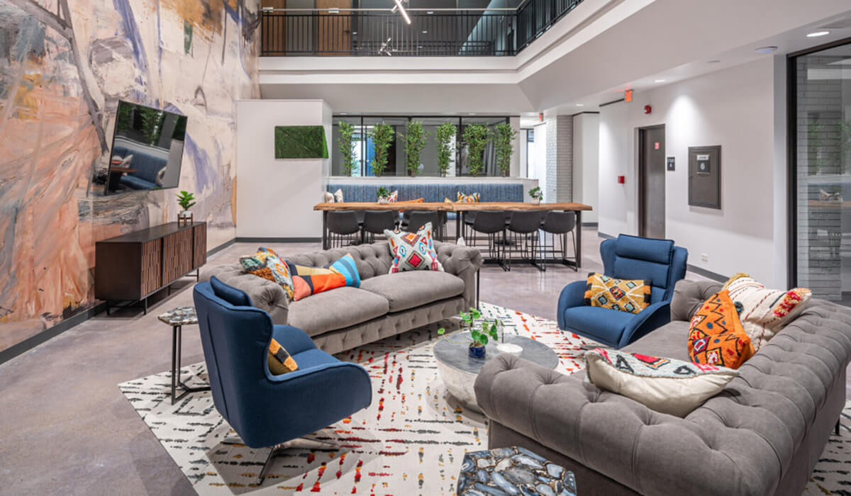 Modern Houston Office Spaces