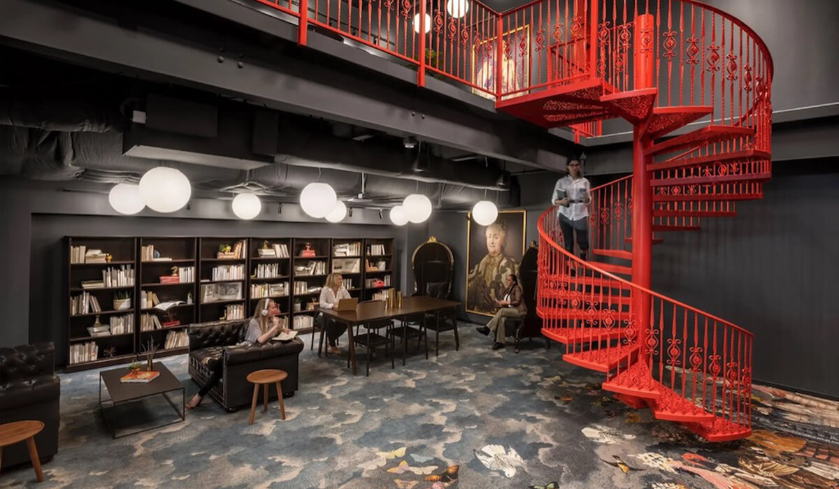Urban Office Boosts Reinvention of Office